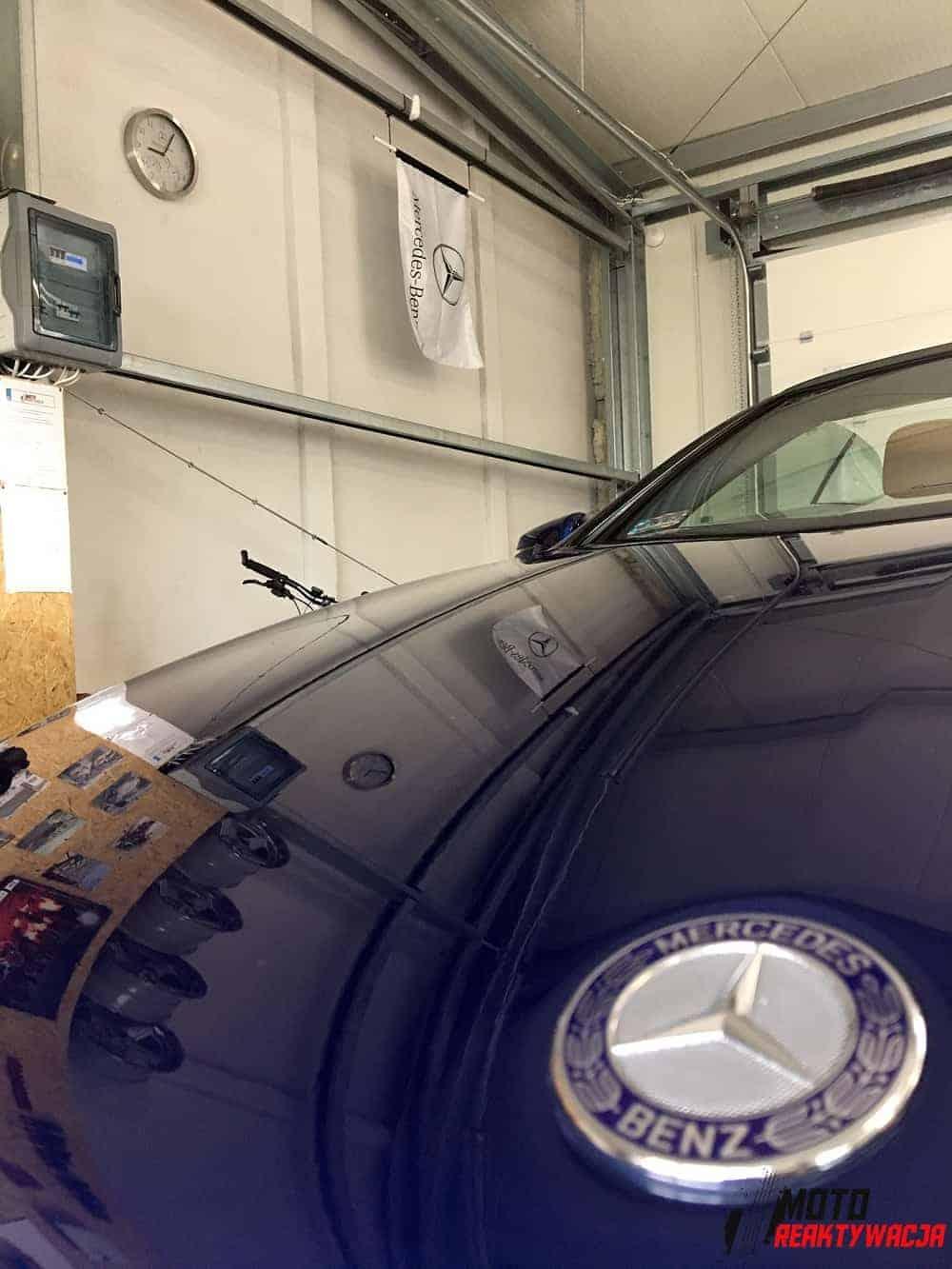 renowacja mercedesów Wrocław renowacja samochodów Wrocław odbudowa samochodów Wrocław renowacja tapicerki skórzanej Wrocław auto detailing Wrocław