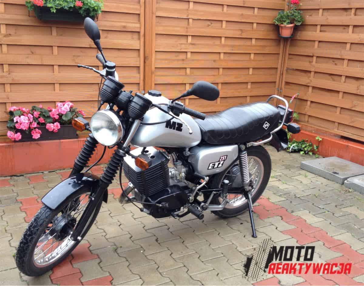 renowacja motocykli Wrocław